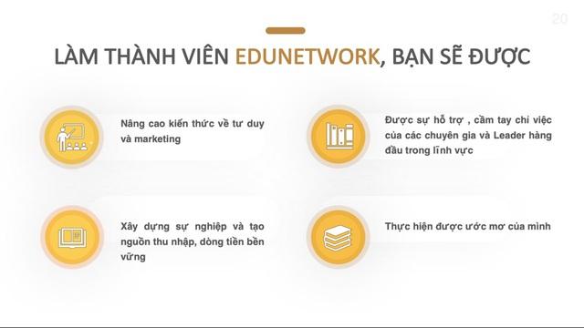 """Mô hình giáo dục trực tuyến của Edunetwork: Một """"luồng gió"""" mới cho các doanh nghiệp trực tuyến - 2"""