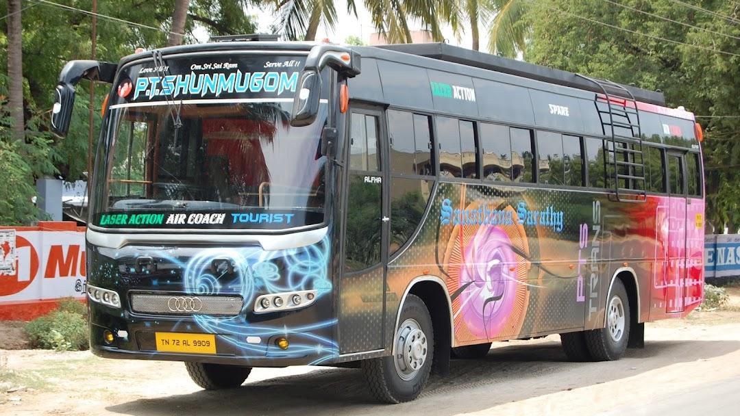 P.T.SHUNMUGOM TRAVELS(TOURIST BUSES) - TOURIST BUS OPERATOR IN ...