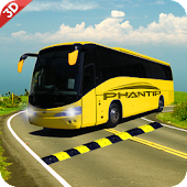 Offroad Mountain Bus Simulator 17