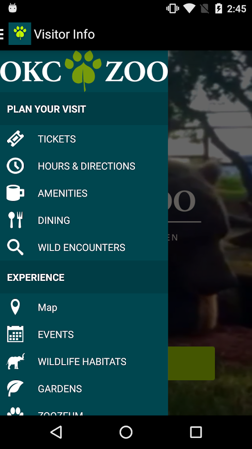 OKC Zoo- screenshot