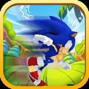 hedgehog : flash sonic run
