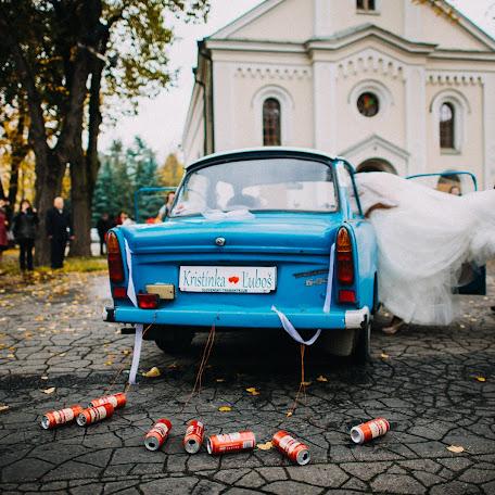 Wedding photographer Marek Suchy (suchy). Photo of 30.10.2017