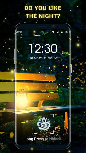 Fingerprint lock screen for prank 9.2.0.1869_master_charge_and_notification_bugfix screenshots 2