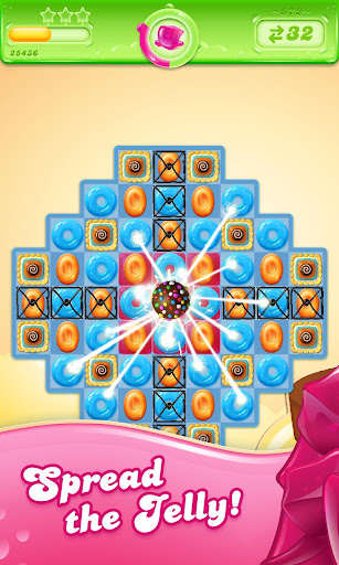 Candy Crush Jelly Saga apkdebit screenshots 1