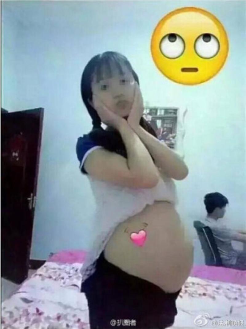 Gadis 16 tahun hamil