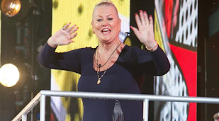 Kim Woodburn opens up about 'very' active sex life