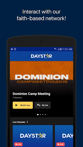 Daystar 5.900.1 screenshots 2