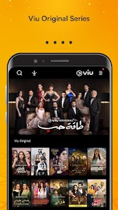 Viu: Arabic, Korean & Hindi Series and Movies (MOD, Premium) v1.0.99 1