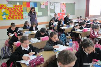 Photo: Collège des soeurs du Rosaire à Beit Hanina