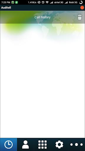 Audifone iTel screenshot