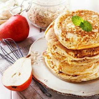 High Protein Yogurt Oatcakes Recipe