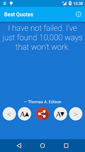 Best Quotes Popular Quotations- screenshot thumbnail