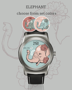 Illustration Watch Faces by VA- screenshot thumbnail