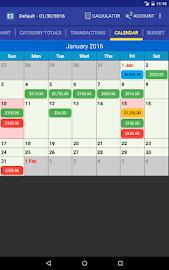 MoBill Budget and Reminder Screenshot 13