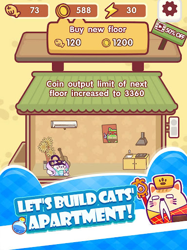 Cats' Plus! android2mod screenshots 7