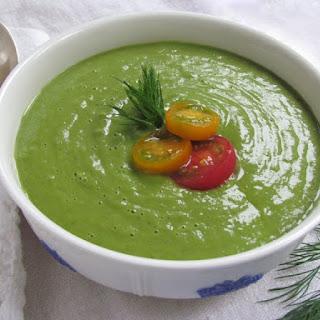 Summer'S Garden Soup Recipe