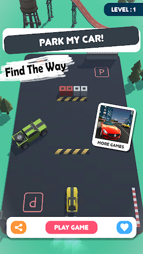 Parking Master  captures d'écran 1