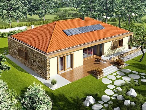 projekt EX 8 G2 wersja D Energo Plus