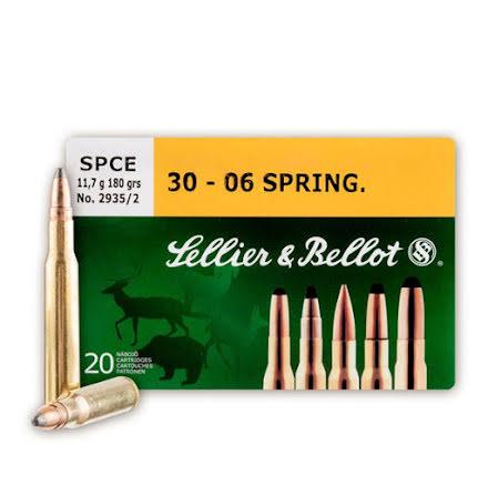 Sellier & Bellot 30-06 SPCE 11,7g