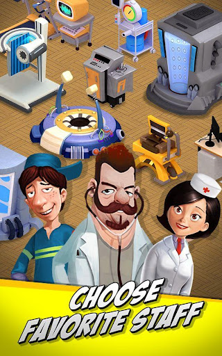 Sim Hospital 1.1.11 Mod screenshots 3