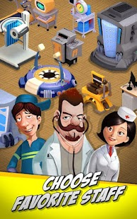 Sim Hospital - náhled