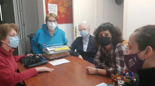 Oblatas: Medalla de Andalucía a medio siglo de solidaridad en Almería