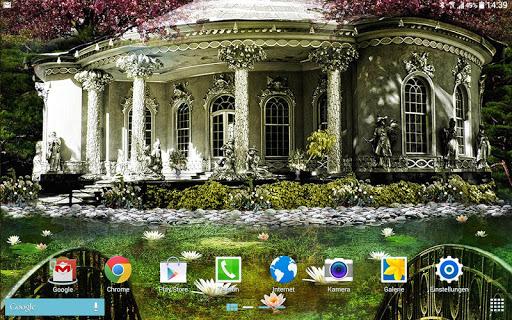 玩個人化App|魔法花园動態壁紙免費|APP試玩