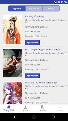 H2 Mê Truyện Tranh Đọc truyện tranh online,offline for PC