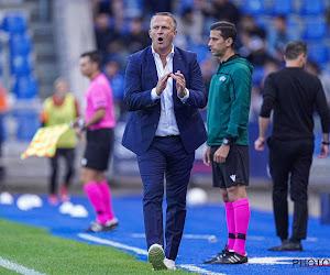"""John van den Brom effectuera une rotation contre le leader : """"Nous pensons déjà aumatchde mardi"""""""