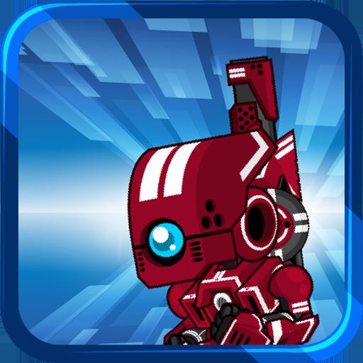 机器人战士 動作 App LOGO-硬是要APP