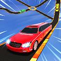Limousine Action Fun Drive: Mad Driver Car Stunts icon