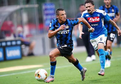 Grosse embrouille entre le Chili, l'Inter et Alexis Sanchez