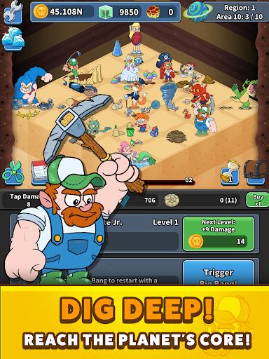 Tap Tap Dig 2: Idle Mine Sim screenshots 18