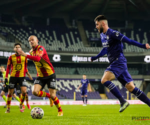 📷 La sélection du RSC Anderlecht avec deux retours pour le déplacement crucial à l'Antwerp