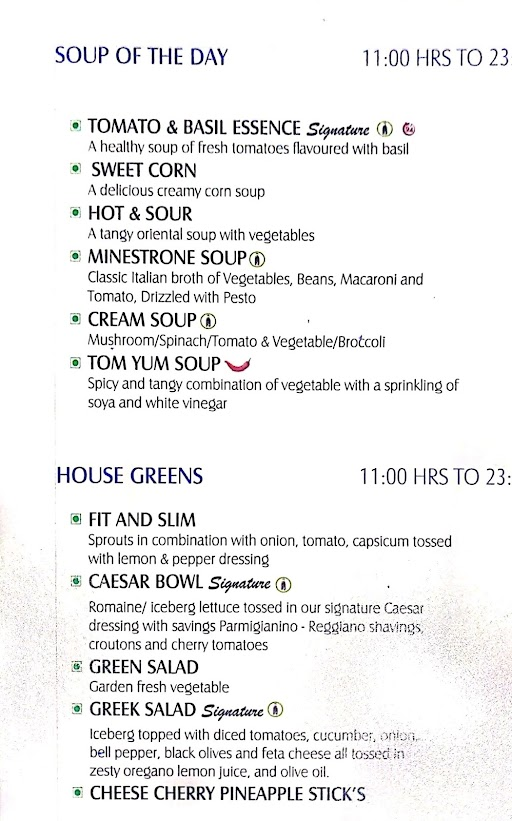 Orchid menu 3