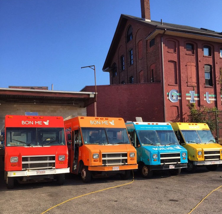 These 15 Cool Food Trucks Will Get You Out of Your Cubicle - Lunch Rush