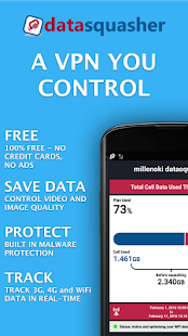 VPN datasquasher by millenoki- screenshot thumbnail