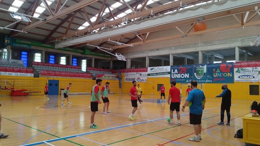 El Durán Ejido Futsal está preparado para un partidazo.
