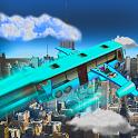 Flying Euro City Bus icon