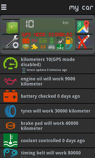 my car maintenance service pro