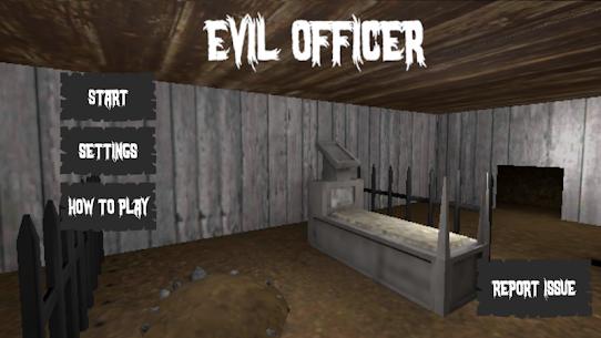 Evil Officer V2 – Horror House Escape 1