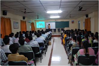 Photo: Seminar Hall