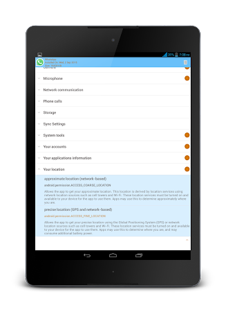App Permissions 4.5 screenshot 1767625