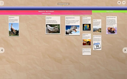 Timeline Eons- screenshot thumbnail