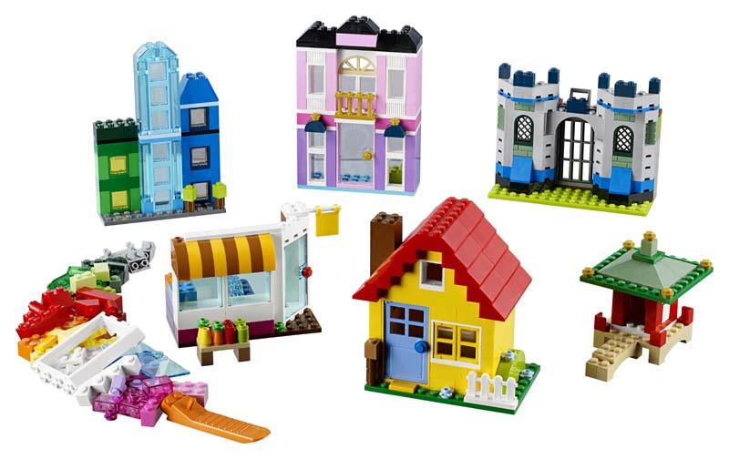 Contenido de Lego® 10703 Caja del Constructor Creativo