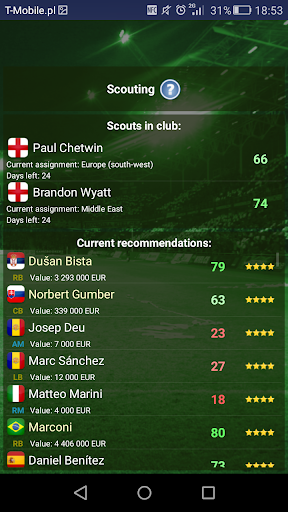 True Football 3  screenshots 4