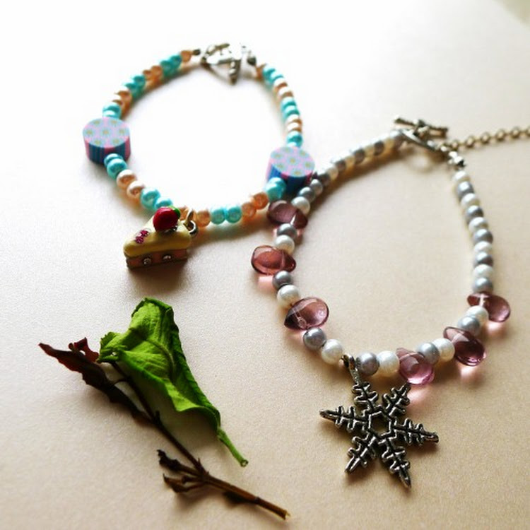 Summer Breeze Series- Bracelets for young teens by Heavenly Gems