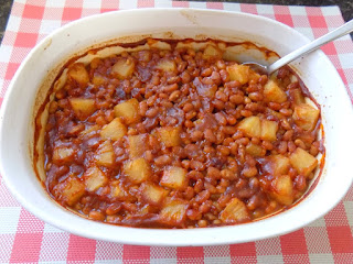 Pineapple Baked Beans Recipe