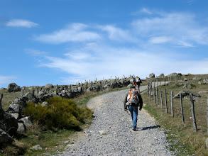 Photo: Montée sur Montgros