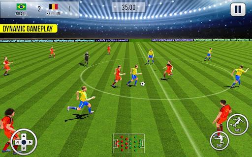 Soccer League Stars 2k18: World Championship 2 Pro  screenshots 2